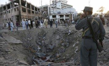 Nāvējošākais terorakts Afganistānā kopš 2001. gada: upuru skaits pārsniedz 150