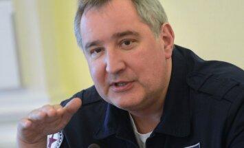 """Рогозин рассказал, что России """"начхать на санкции ЕС"""""""