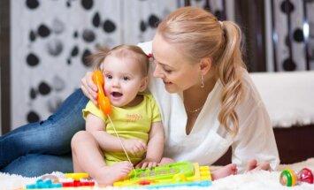 Kā bērnam palīdzēt sākt runāt: 12 padomi vecākiem