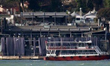 Полиция задержала восемь человек по подозрению в теракте в Стамбуле