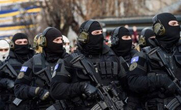 Albānijā aiztur 39 cilvēkus operācijā pret cilvēku kontrabandu