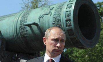 Putina popularitāte sasniegusi teju 90 %