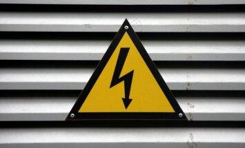 В Латвии и соседних странах биржевая цена электроэнергии взлетела из-за февральских холодов