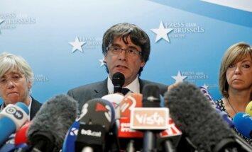 Katalonijas neatkarības centieni būtu jāpiebremzē, atzīst Pudždemons