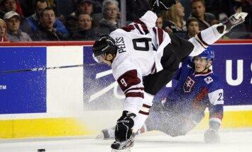 Pelšam pirmais rezultativitātes punkts AHL čempionātā