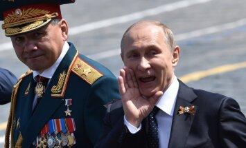 Путин заверил, что Россия не стремится к лидерству в Сирии