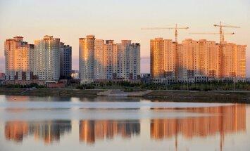 Krievijas pilsonis alimentu parādu dēļ pār upi bēg uz Kazahstānu