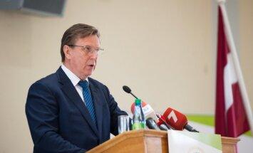 Kučinskis: Eiropas finansējums ir kā narkotikas; jāsakārto investīciju vide