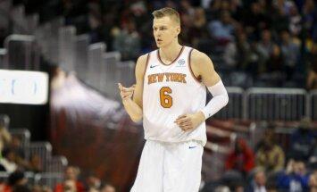 'Knicks' leģenda Freizers atvainojies par Porziņģim izteikto kritiku