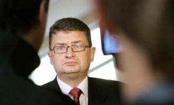 Ministru prezidents Valdis Dombrovskis tiekas ar