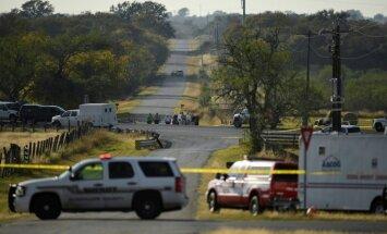 Teksasas šāvēja bijusī sieva: viņā bija 'daudz dēmonu un naida'