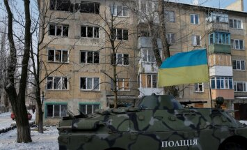 Lietuva piešķirs 80 000 eiro humānajai palīdzībai Avdijivkā