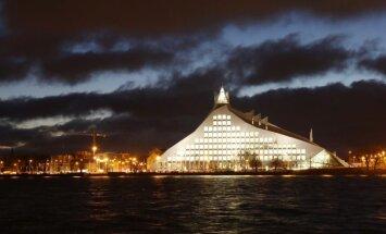 Atzīst Nacionālās bibliotēkas atbilstību aizsargājamā kultūras pieminekļa statusam