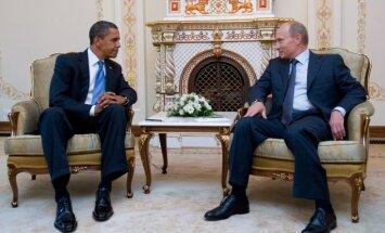 В США назвали самых влиятельных людей мира: Обамa — 19%, Путин — 1%