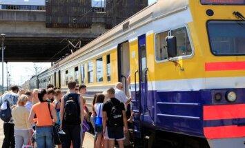 'Pasažieru vilciens' pērn cietis 1,1 miljona eiro zaudējumus; apgrozījums sarucis par 3,9%