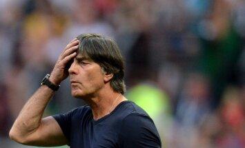 Lēvs spiests atzīt - Vācija spēlēja ļoti slikti