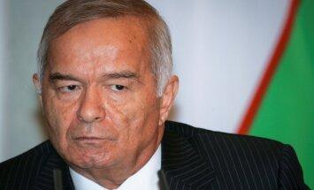 Mediji vēsta par Uzbekistānas prezidenta nāvi; amatpersonas noliedz