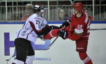 Baltkrievija piedāvājusi Latvijai, Lietuvai un Ukrainai rīkot kopēju hokeja čempionātu