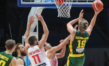 Четыре российские сборные и одна литовская вышли в плей-офф Олимпиады