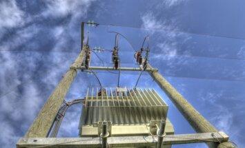 Desmit gadu laikā elektrotīkla bojājumu skaits samazinājies uz pusi