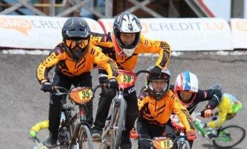 Latvija BMX čempionāta sezona ar piektā posma sacensībām turpināsies Madonā