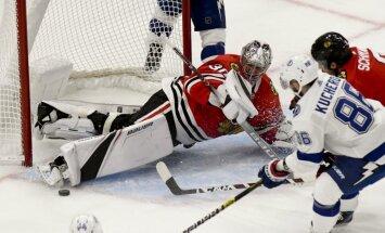 'Lightning' sasniedz jaunu NHL rekordu