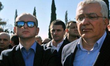 Melnkalnes parlaments atceļ imunitāti apvērsuma mēģinājumā aizdomās turētajiem politiķiem