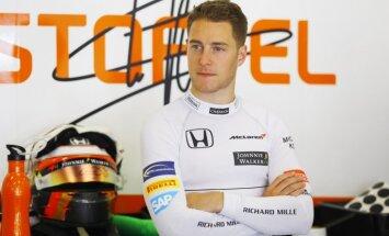 'McLaren' pagarina līgumu ar Vandornu