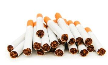 Septiņos mēnešos no Latvijas izvests par 5,7% mazāk cigarešu