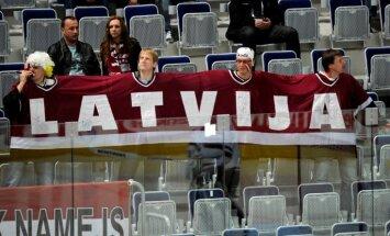 Швеция: латвийские фаны гордятся тем, сколько выпили на чемпионате мира