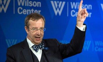 Президент Эстонии выступит в роли диджея на концерте в Хельсинки