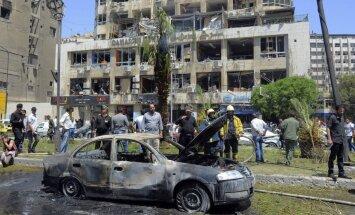 ASV noteiktais ķīmisko ieroču nodošanas grafiks Sīrijai ir neizpildāms, uzskata Krievija