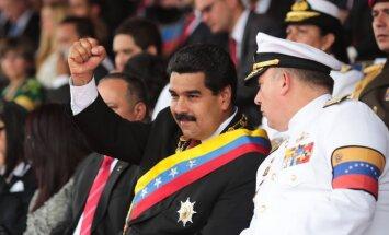 Venecuēla 'gandrīz noteikti' piešķirs politisko patvērumu Snoudenam