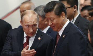 Time: Путин и Цзиньпин договорились дружить против Запада