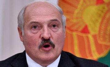 Lukašenko: Bez Krievijas Ukrainā nebūtu nekādu 'tautas republiku'