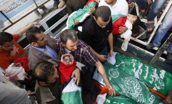 Gazas joslas iedzīvotāji saņems ap 40 miljonu eiro vērtu humāno palīdzību