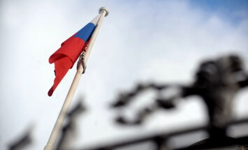 Krievija uzliek veto ANO rezolūcijas projektam par ķīmisko uzbrukumu izmeklēšanu Sīrijā