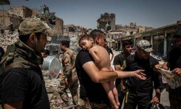 Donori Irākas atjaunošanai sola vairāk nekā desmit miljardus dolāru