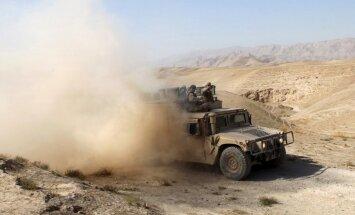 Afgāņu spēki atguvuši kontroli pār Kondozu