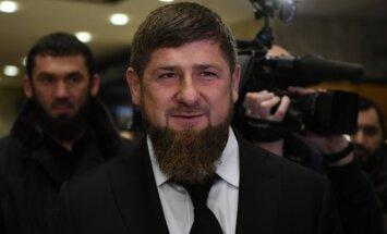 Kadirovs atkal izziņo plānu būvēt ceļu uz Gruziju