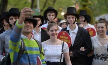 Maskava veido 'Pokemon Go' alternatīvu; piedāvās 'noķert' Puškinu