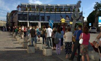 Leģendārās Liepājas rokkafejnīcas vietā durvis vērs 'Vecais vikings'