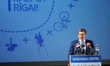 Iejaukšanās Ukrainas iekšējās lietās ir nepieņemama; jārīko ātrākas vēlēšanas, paziņo 'Saskaņa'