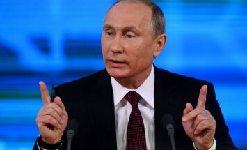 """Путин: """"перезагрузка"""" с США закончилась после Ливии"""