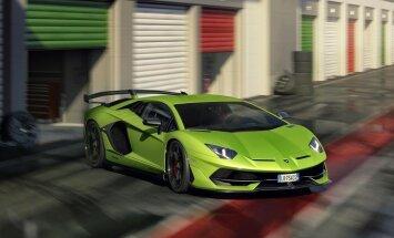 'Lamborghini' prezentējis savu visjaudīgāko un visātrāko auto