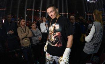 Krievija WBSS fināla cīņu starp Usiku un Gasijevu grib pārcelt uz Maskavu