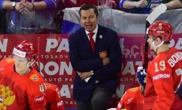 Vorobjovs par sarunu ar Znaroku: tās ir mūsu iekšējās lietas