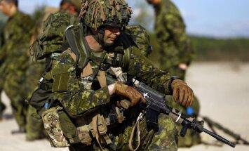 Kanāda 10 gados palielinās aizsardzības izdevumus par 70%