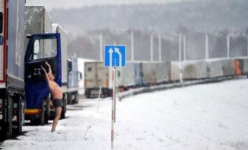 Kontroles punktu uz Krievijas robežas ar Baltkrieviju nebūs, paskaidro FDD