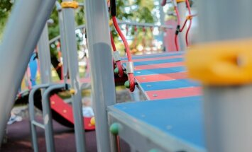 Латвия может! Как латвийские детские площадки пробиваются в Европу